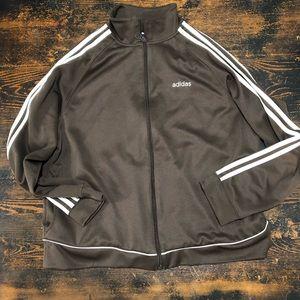 Adidas track jacket | size XL